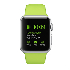 Apple Watch Sport(运动版)